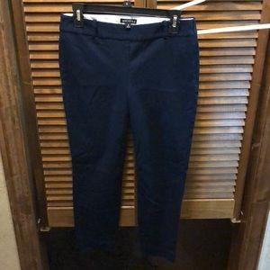 J crew mercantile navy skinny ankle pants size 4